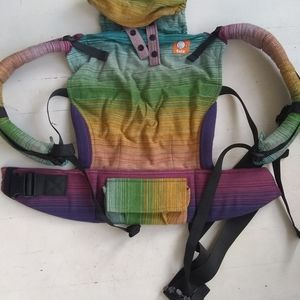 Tula standard woven baby carrier